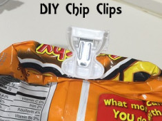 DIY Chip Clips