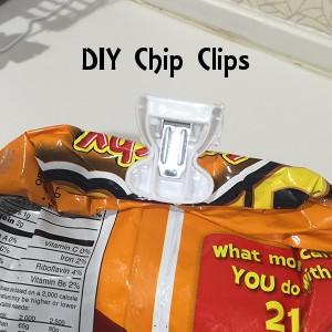 DIY Chip Clips
