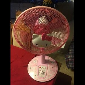 fix an oscillating fan cover